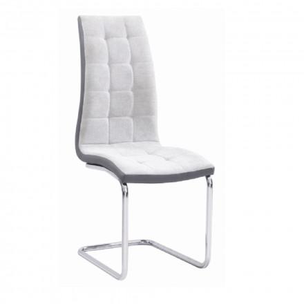 SAL 9823 Modern szék Fémvázas étkezőszék Hoof.hu